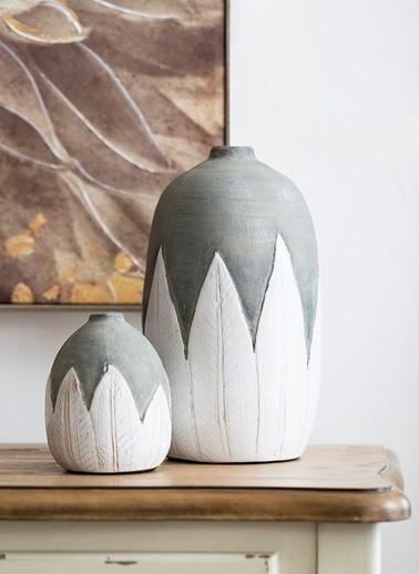 Warm Design Handmade Vazo Gri
